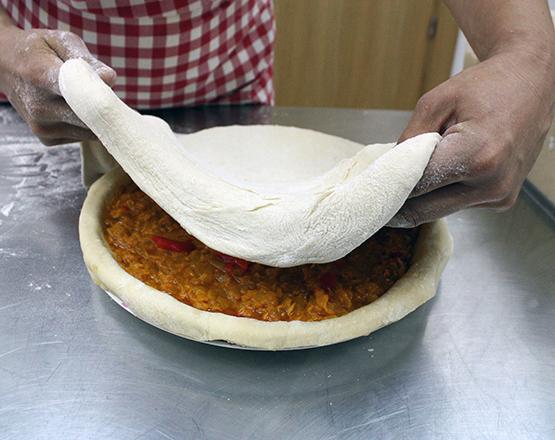 empanadas hechas a mano