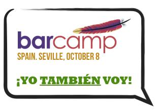 To también voy a la Apache Barcamp