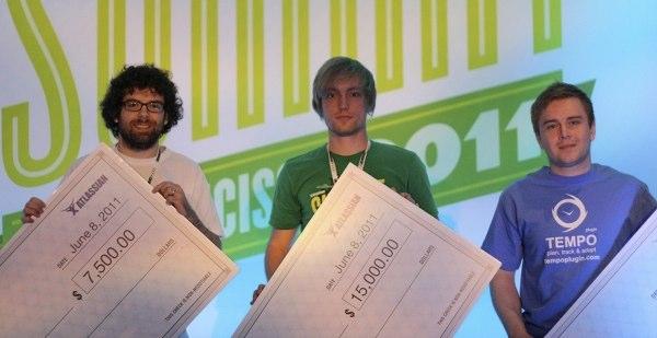 Ganadores de Atlassian Codegeist 2011