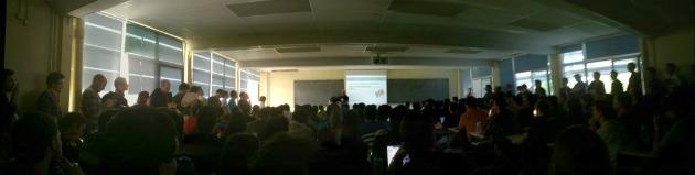 Charla de David Bonilla en Codemotion 2012