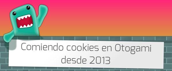 Ley de Cookies en Otogami