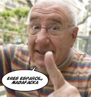 Alfredo Landa te recuerda que eres español