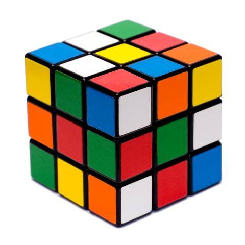 """Cubo de Rubik"""